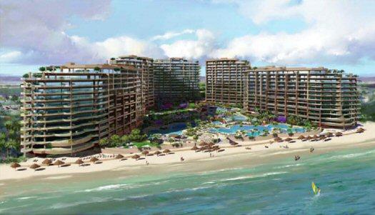 Las Palomas Puerto Co Mexico Golf Resort Master Planned Community Near U S Border