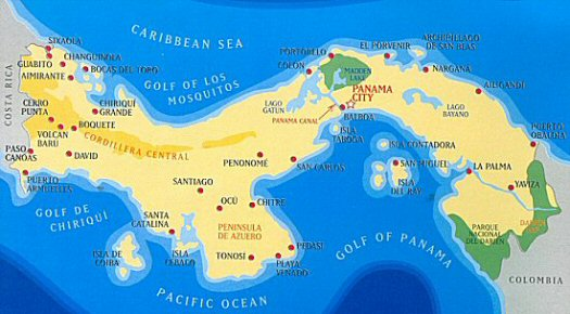 Panama real estate for vacations retirement for City fish boca
