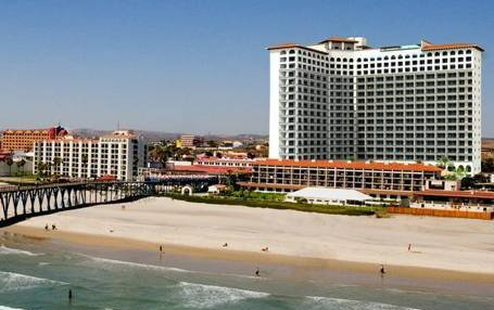 Baja California Mexico S Landmark Hotel Is Now Offering Private Residences In A Unique Condo Setting The At Rosarito Beach